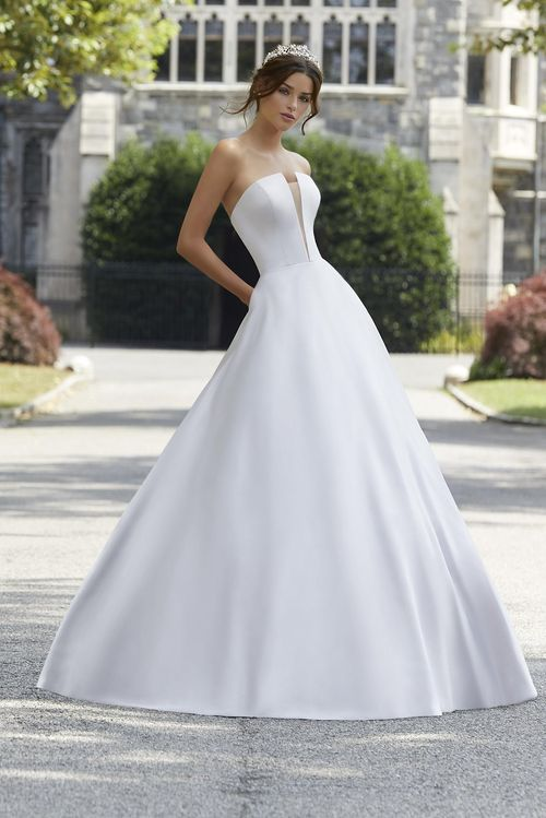 5807, Blu by Mori Lee