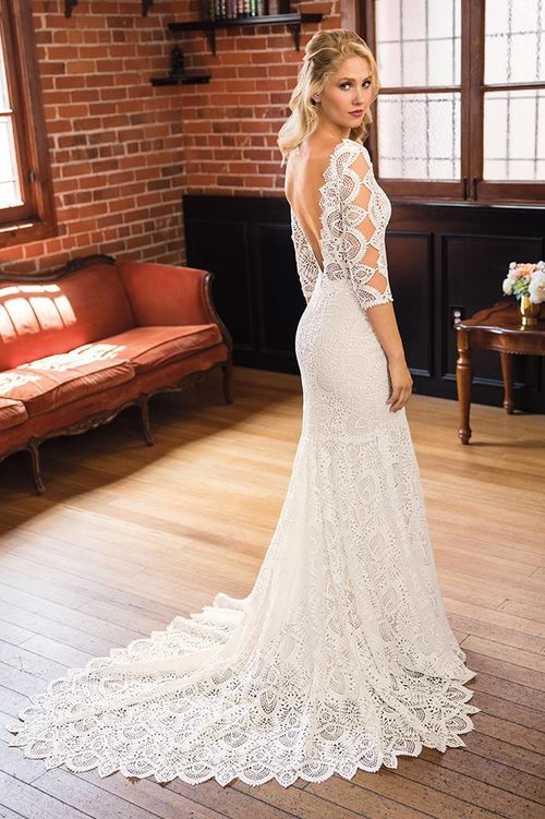 Aurora Wedding Dress from Beloved - hitched.co.uk