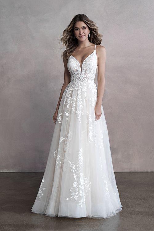 9802, Allure Bridals
