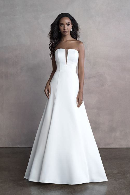 9804, Allure Bridals