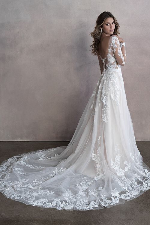9806, Allure Bridals
