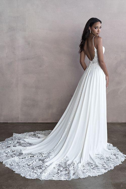 9807, Allure Bridals