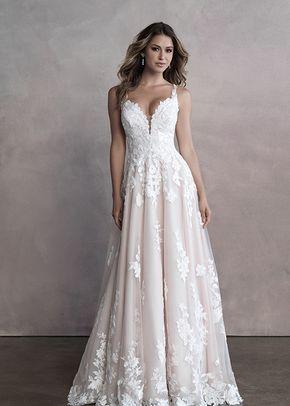 9811, Allure Bridals