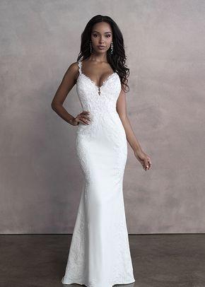 9812, Allure Bridals