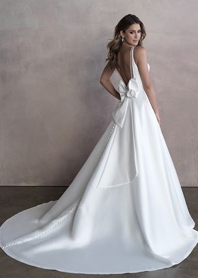9813, Allure Bridals