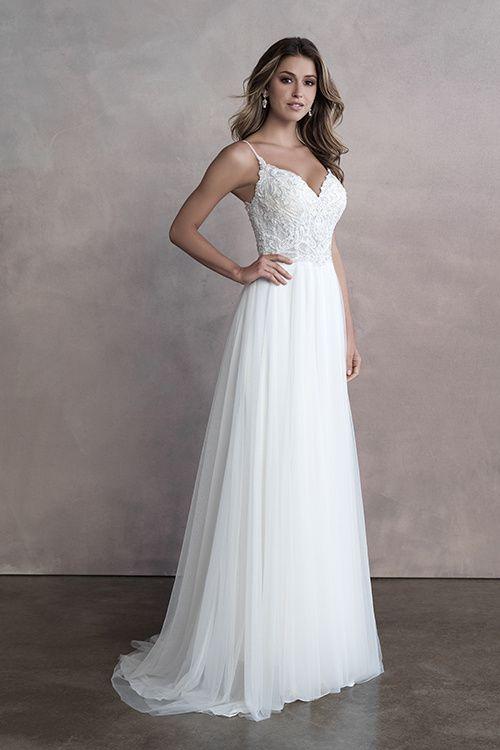 9814, Allure Bridals