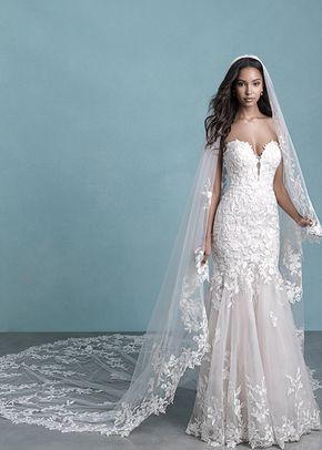 9762, Allure Bridals