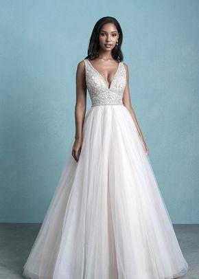 9764, Allure Bridals