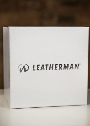 Leatherman Limited Edition Black Leather Strap Watch, Farrar & Tanner