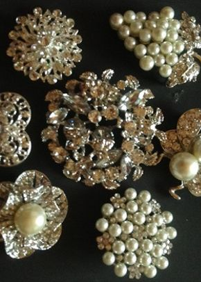 Brooches, 3D Jewellery