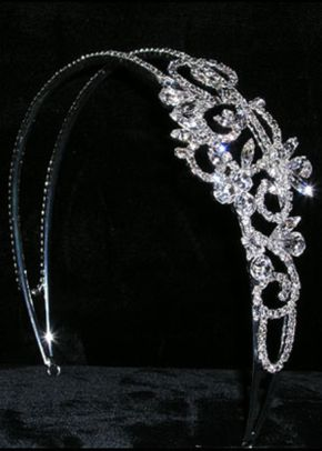 Floral Trellis Headband, 3D Jewellery