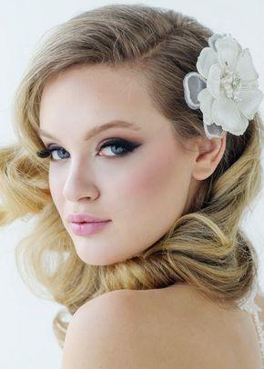 Angeline Pearl Hair Comb, Aye Do Wedding Accessories