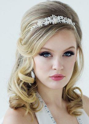 Bethany Crystal Luxe Tiara, Aye Do Wedding Accessories
