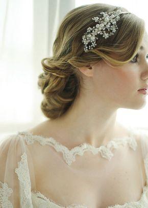 Darcey Wedding Headband, Aye Do Wedding Accessories