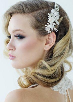 Freya Luxe Haircomb, Aye Do Wedding Accessories