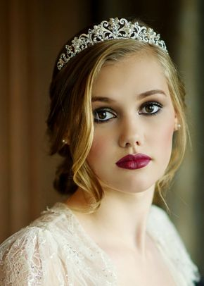 Lorena Pearl Tiara, Aye Do Wedding Accessories