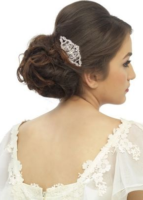 Regal Crystal Hair Comb, Aye Do Wedding Accessories