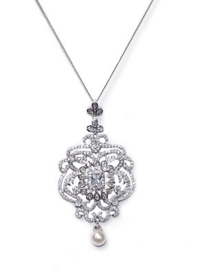 Regency Pendant, Aye Do Wedding Accessories