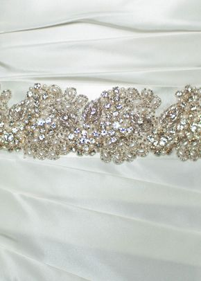 Pandora Sash, Fancy Bowtique Bridal Couture