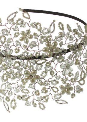 Vintage Vine Royal Headdress, Hermione Harbutt