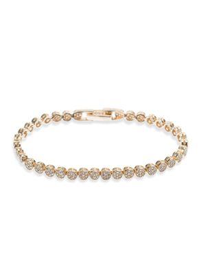 Modena Gold Bracelet, Ivory & Co Jewellery