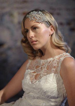 Bridal Headwear and Jewellery Jo Barnes Vintage