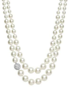 Double Row Pearl Necklace, 997