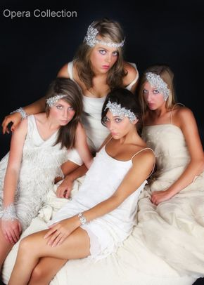 Bridal Headwear and Jewellery Leigh-Anne McCague Couture