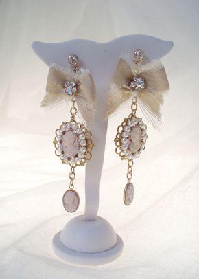 Bowlissima Drop Earrings, 887