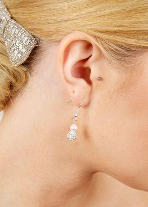 Signature Disco Ball Earrings, 1023