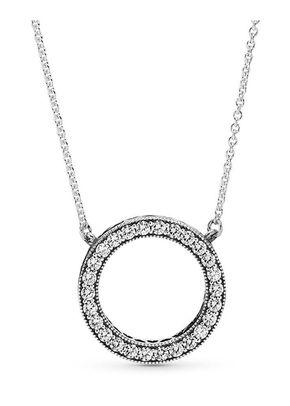 Heart of pandora necklace, Pandora