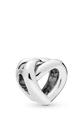 knotted heart charm, Pandora