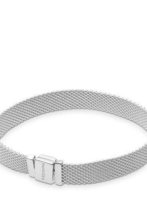 reflexions silver bracelet, Pandora