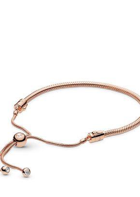 Rose sliding bracelet, Pandora