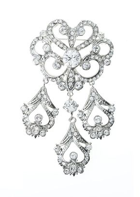 Hayworth Brooch, Stephanie Browne
