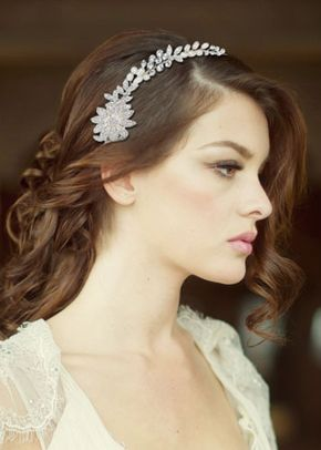 Angelica Wedding Hair Vine, 1213