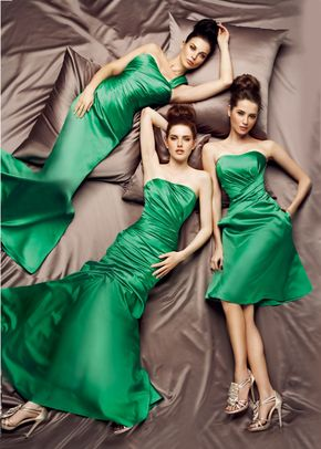 Bridesmaids Dresses Impression
