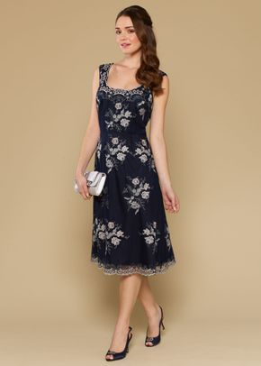 Anise Dress - Navy, Monsoon Accessories