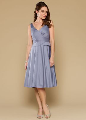 Bonnie Porm Dress - Blue, Monsoon Accessories
