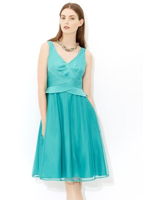 Bonnie Tulle Dress in Blue (Teal), 461
