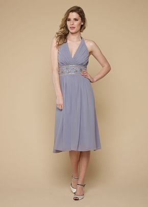 Brogan Embellished Dress in Blue, Monsoon Accessories