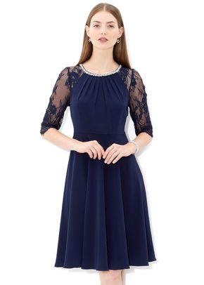 Kaitlin Dress in Navy, Monsoon Accessories