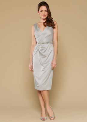 Kyla Dress - Silver, Monsoon Accessories
