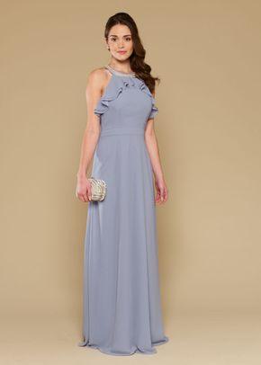 Lorena Maxi Dress - Blue, 461