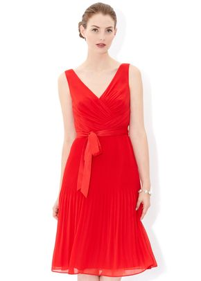 Ville Dress in Red, Monsoon Accessories