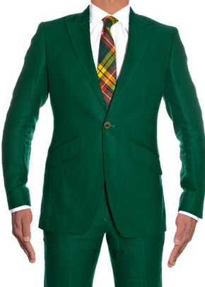 Green Pure Linen, Adam Waite