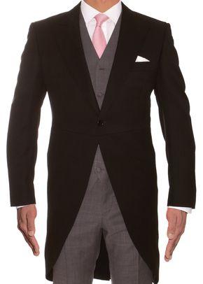 Wool Morning Suit & Waistcoat, 973