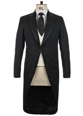 Morning Coat Black (FBMJ53b), Favourbrook