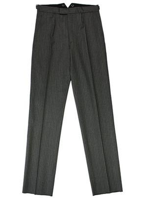 Stripe Trousers Wool (FBTR1), 931