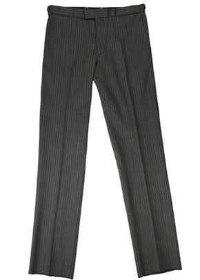 Stripe Trousers Wool (FBTR43), Favourbrook